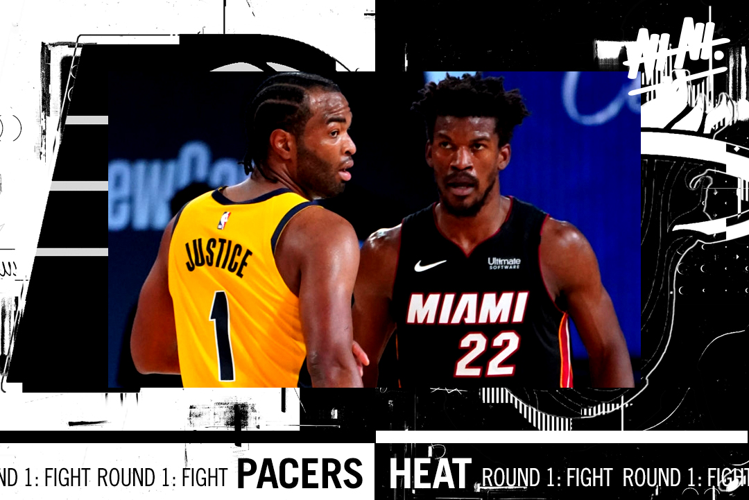 Ababgc Vs The Playoffs Round 1 Heat Vs Pacers Blusterhouse